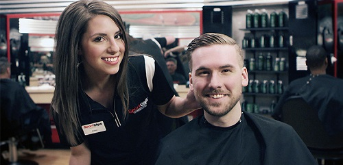 Sport Clips Haircuts of Fort Wayne - Coldwater Rd.​ stylist hair cut